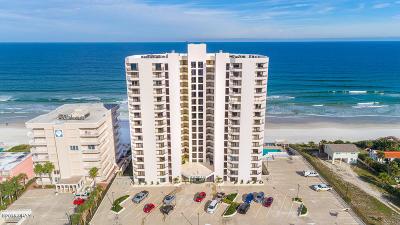Daytona Beach Shores Condo/Townhouse For Sale: 3855 S Atlantic Avenue #502