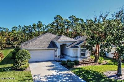 Ormond Beach FL Single Family Home For Sale: $2,000