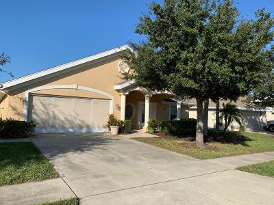Port Orange Single Family Home For Sale: 1455 Areca Palm Drive
