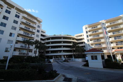 Volusia County Condo/Townhouse For Sale: 3 Oceans West Boulevard #5A4