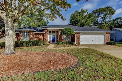 Deland  Single Family Home For Sale: 1515 Robinwood Drive