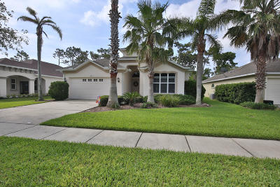 Port Orange Single Family Home For Sale: 812 Wingate Trail