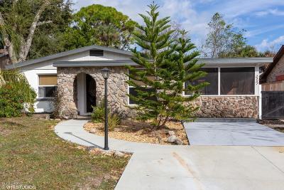 South Daytona Single Family Home For Sale: 2457 Anastasia Drive