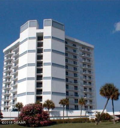 New Smyrna Beach Condo/Townhouse For Sale: 5207 S Atlantic Avenue #321