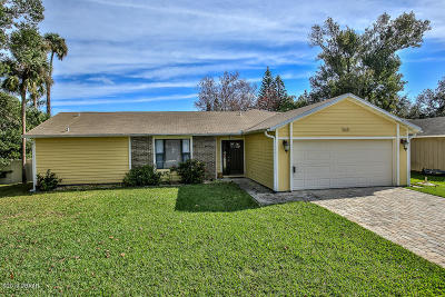 Port Orange Single Family Home For Sale: 5631 Touro Drive