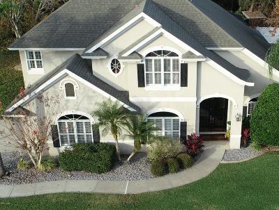 Port Orange Single Family Home For Sale: 6095 Sanctuary Garden Boulevard