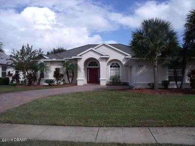 Daytona Beach Single Family Home For Sale: 121 Zaharias Circle