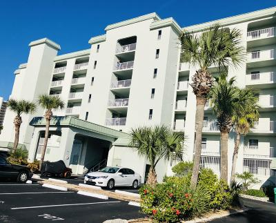 Volusia County Condo/Townhouse For Sale: 3800 S Atlantic Avenue #6040