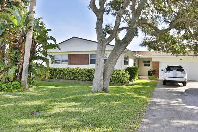 Ormond Beach Single Family Home For Sale: 38 Country Club Drive