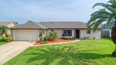 Ormond Beach Single Family Home For Sale: 27 S Sea Island Drive