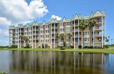 Volusia County Condo/Townhouse For Sale: 4630 Harbour Village Boulevard #1208