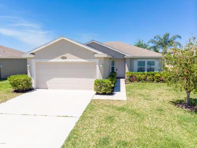 Port Orange Single Family Home For Sale: 5340 Peach Blossom Boulevard