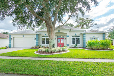 Port Orange Single Family Home For Sale: 799 Sterling Chase Drive