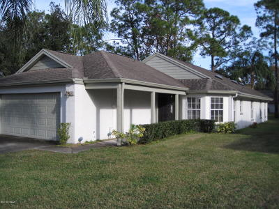 Daytona Beach Single Family Home For Sale: 116 Fiddlesticks Circle