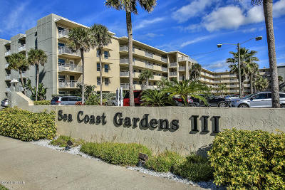 New Smyrna Beach Condo/Townhouse For Sale: 4153 S Atlantic Avenue #5130