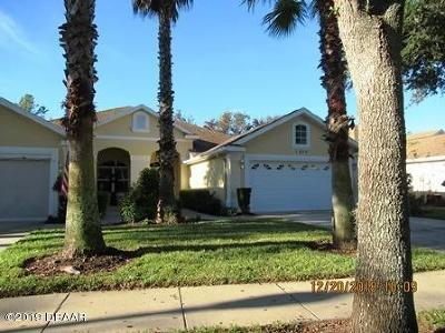 Volusia County Attached For Sale: 1322 Asher Court