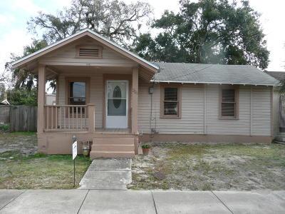 Daytona Beach Single Family Home For Sale: 229 Taylor Avenue