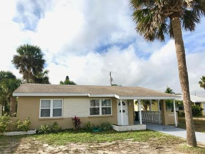 Ormond Beach Single Family Home For Sale: 18 Seaview Drive