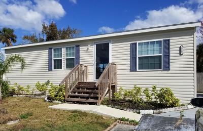 Port Orange Single Family Home For Sale: 127 Barefoot Trail