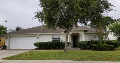 Daytona Beach Single Family Home For Sale: 109 Flash Court