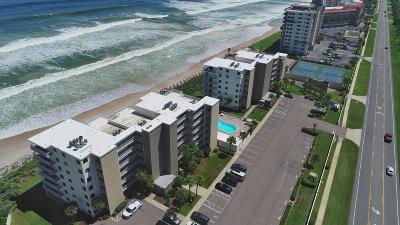 New Smyrna Beach Condo/Townhouse For Sale: 5301 S Atlantic Avenue #240