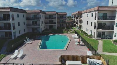 New Smyrna Beach Condo/Townhouse For Sale: 4495 S Atlantic Avenue #1010
