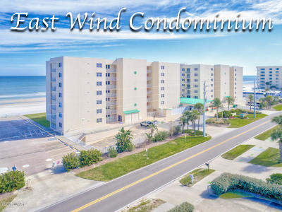 Ponce Inlet Condo/Townhouse For Sale: 4495 S Atlantic Avenue #106