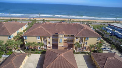 Flagler Beach Condo/Townhouse For Sale: 3651 S Central Avenue #313