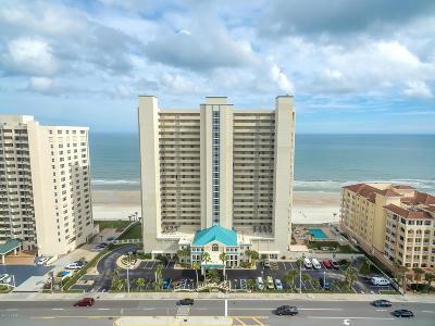 Daytona Beach Condo/Townhouse For Sale: 3333 S Atlantic Avenue #1004