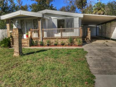 South Daytona Single Family Home For Sale: 1050 Beckman Drive