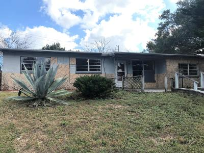 Volusia County Single Family Home For Sale: 1316 Miami Avenue