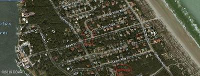 Ponce Inlet Residential Lots & Land For Sale: 75 Inlet Point Boulevard