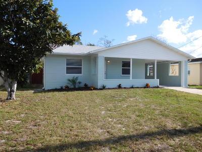 South Daytona Single Family Home For Sale: 2553 Anastasia Drive