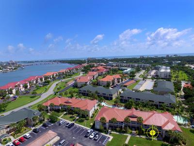 New Smyrna Beach Condo/Townhouse For Sale: 404 Bouchelle Drive #105