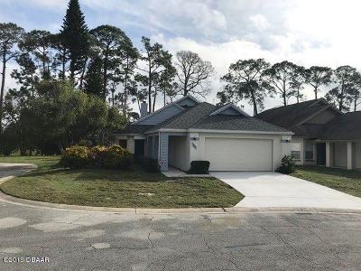 Daytona Beach Single Family Home For Sale: 560 Crooked Stick Drive