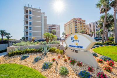 Daytona Beach Condo/Townhouse For Sale: 2855 S Atlantic Avenue #603