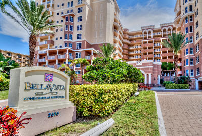 Daytona Beach Shores Condo/Townhouse For Sale: 2515 S Atlantic Avenue #407