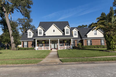 Flagler Beach Single Family Home For Sale: 8 Coacochee Drive