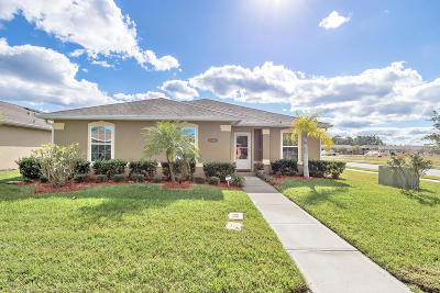 Volusia County Single Family Home For Sale: 3370 Tuscano Avenue