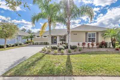 New Smyrna Beach Single Family Home For Sale: 3648 Pini Avenue