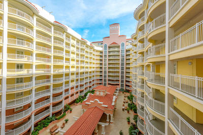 Palm Coast Condo/Townhouse For Sale: 200 Ocean Crest Drive #617