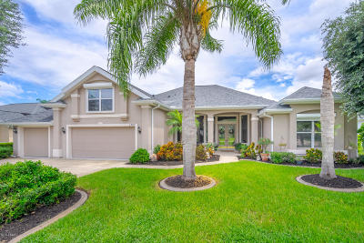 Port Orange Single Family Home For Sale: 1307 Crepe Myrtle Lane