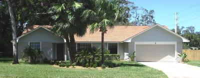 Ormond Beach Single Family Home For Sale: 1 Larisa Terrace