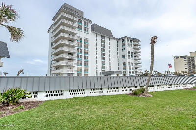 Ormond Beach Condo/Townhouse For Sale: 1575 Ocean Shore Boulevard #801