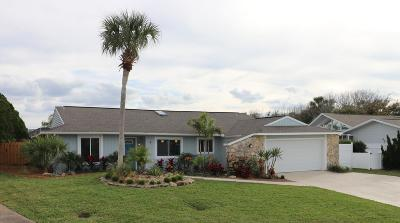 Volusia County Single Family Home For Sale: 4 Sea Dance Terrace