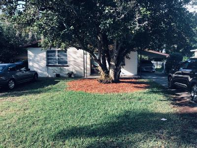 Holly Hill Multi Family Home For Sale: 820 Narcissus Avenue