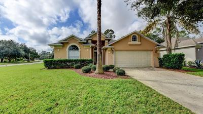 Ormond Lakes Single Family Home For Sale: 107 Timucuan Drive