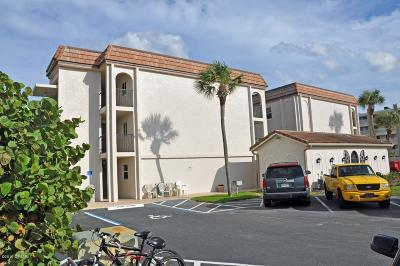 New Smyrna Beach Condo/Townhouse For Sale: 4495 S Atlantic Avenue #303N
