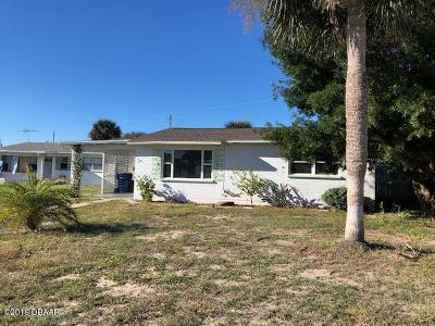 Ormond Beach Single Family Home For Sale: 35 Seabreeze Drive