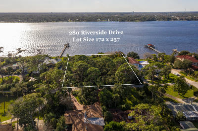 Residential Lots & Land For Sale: 280 Riverside Drive
